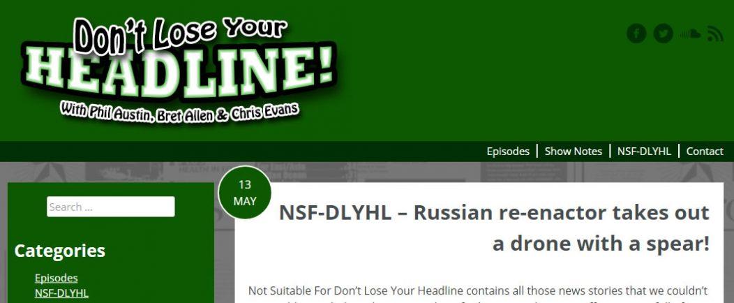 funny comedy news podcast