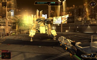 Deus Ex: The Fall mobile game gets HD PC reboot