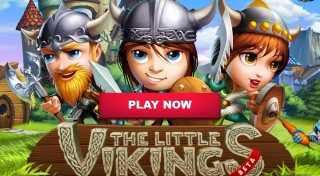 Introducing The Little Vikings!