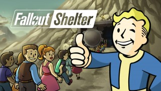 Fallout Shelter is better with daft names