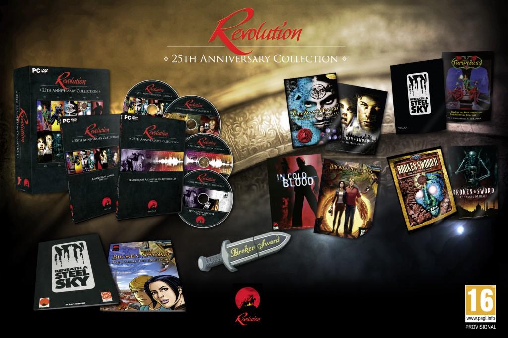 revolution anniversary box set