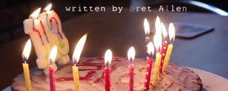 The Birthday Cake Short Film