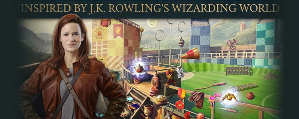 fantastic beasts game harry potter mobile
