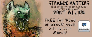 Strange Matters is FREE this week with Smashwords!